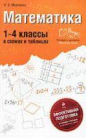 Марченко И.С. «Математика 1 — 4 класс в схемах и таблицах