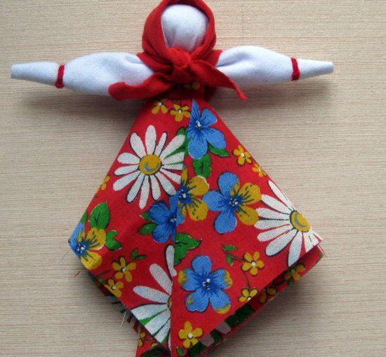 кукла «Масленица»